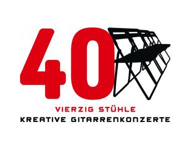 40 Stühle