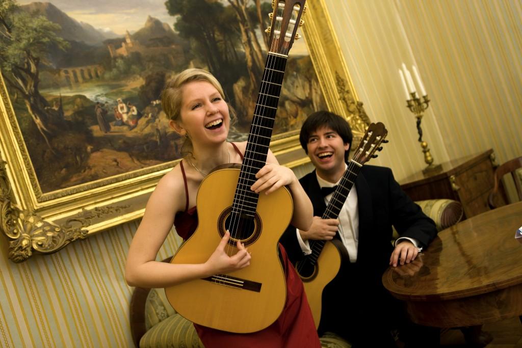 ARTIS GitarrenDuo -  Pressefoto 3